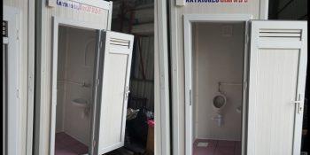 130x130 Tuvalet Kabini