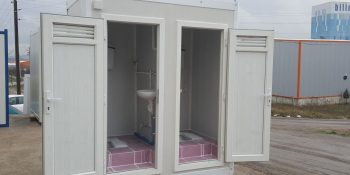 130x210 Tuvalet Kabini