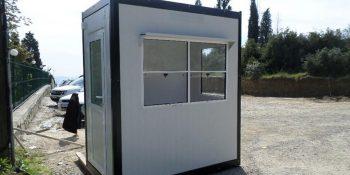 130x210 Panel Kabin